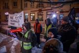Rynek Kościuszki. Kobiety wyszły na ulicę, by bronić swoich praw. Są przeciwne przepisom antyaborcyjnym [ZDJĘCIA, WIDEO]
