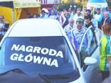 Kolarstwo. Kolarze PTR Dojlidy Białystok wygrali fiata punto, quada i skuter (zdjęcia)