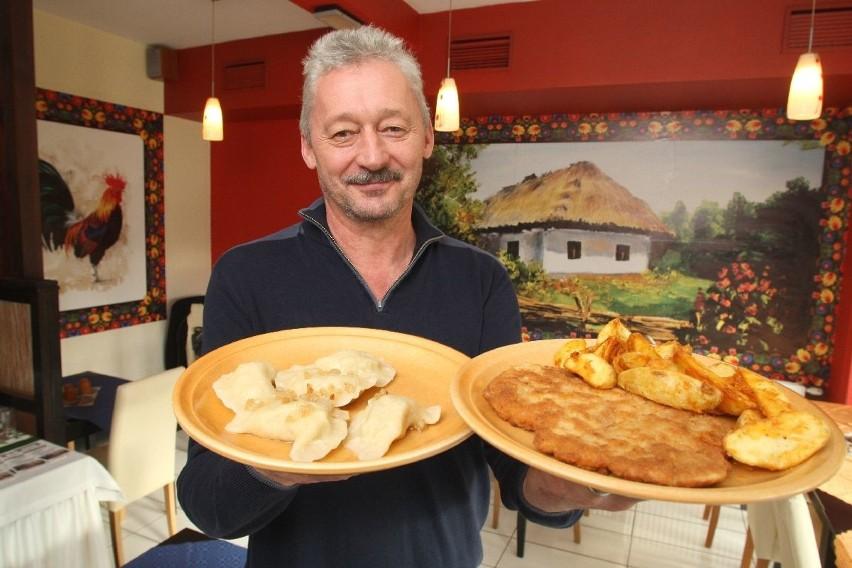 Kuchnia Regionalna Nowa Jadłodajnia W Kielcach Serwują