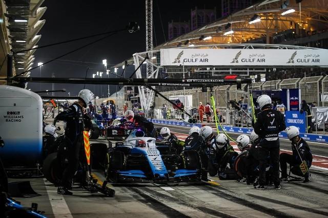 Williams od początku sezonu musi radzić sobie z dużymi problemami z bolidem.