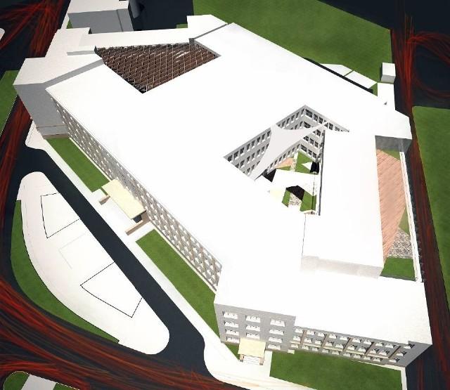 Tak ma w przyszłości wyglądać budynek Urzędu Marszałkowskiego