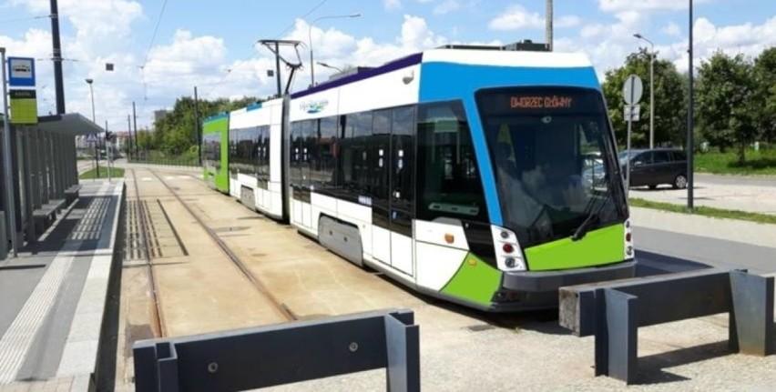 Tramwaje dwukierunkowe mogłyby być wykorzystane na planowanej linii przez ulice 26 Kwietnia i Santocką