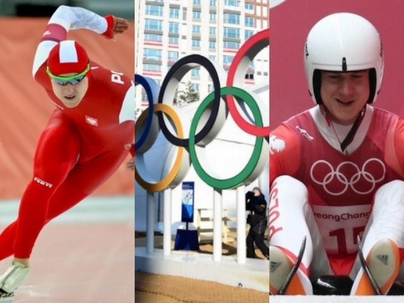 Przed rozpoczęciem Zimowych Igrzysk Olimpijskich wszyscy...