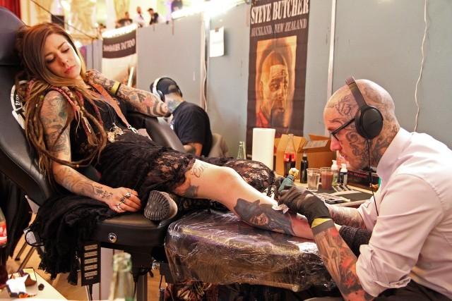 Te salony tatuażu polecają Lubuszanie. Przejdź do galerii>>>