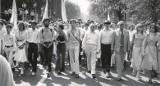 37 lat temu ulicami Krakowa przeszedł Biały Marsz. Krakowianie modlili się za rannego w zamachu Jana Pawła II [ARCHIWALNE ZDJĘCIA]