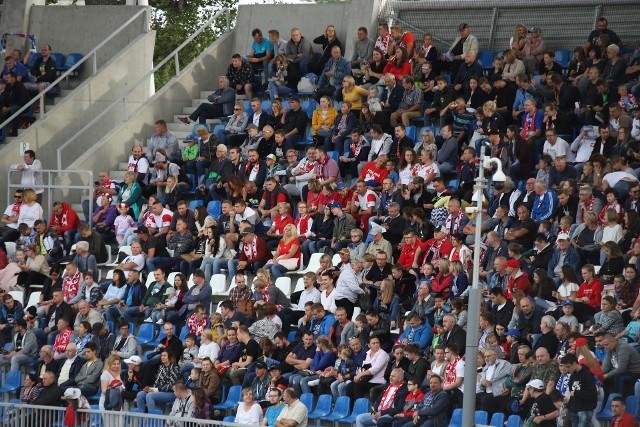 Trybuny stadionu Orła będą wypełnione po brzegi