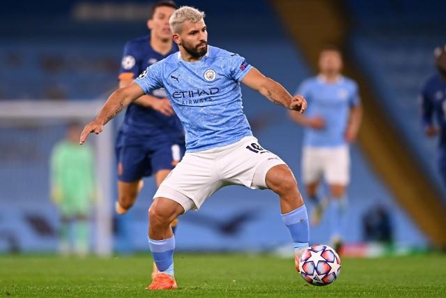 Sergio Aguero gra w Manchesterze City od 2011 roku
