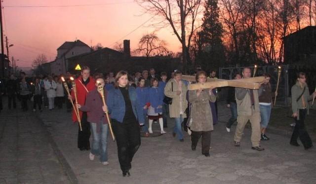 Uczestnicy biorą udział w EDK m.in. w Bytomiu, Czeladzi, Gliwicach, Katowicach, Jaworznie, czy w Zabrzu i Zawierciu