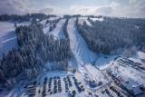 Świetne wieści dla narciarzy! Stok w Suchem dostał certyfikat federacji FIS