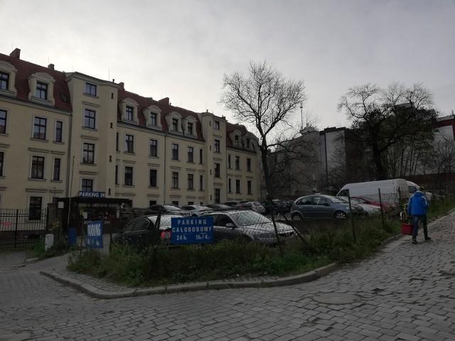 Tak obecnie wygląda rejon ulicy Wysokiej w Poznaniu.