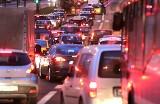 Armagedon na drogach w Beskidach! Przejazd przez Szczyrk zajmuje półtorej godziny. Gigantyczny korek w Wiśle