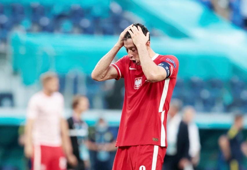 Euro 2020. Robert Lewandowski nie owija w bawełnę: Zabrakło nam umiejętności