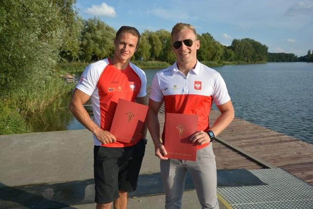 Arsen Śliwiński na razie zdobył jeden medal, a ma też szansę na kolejny.