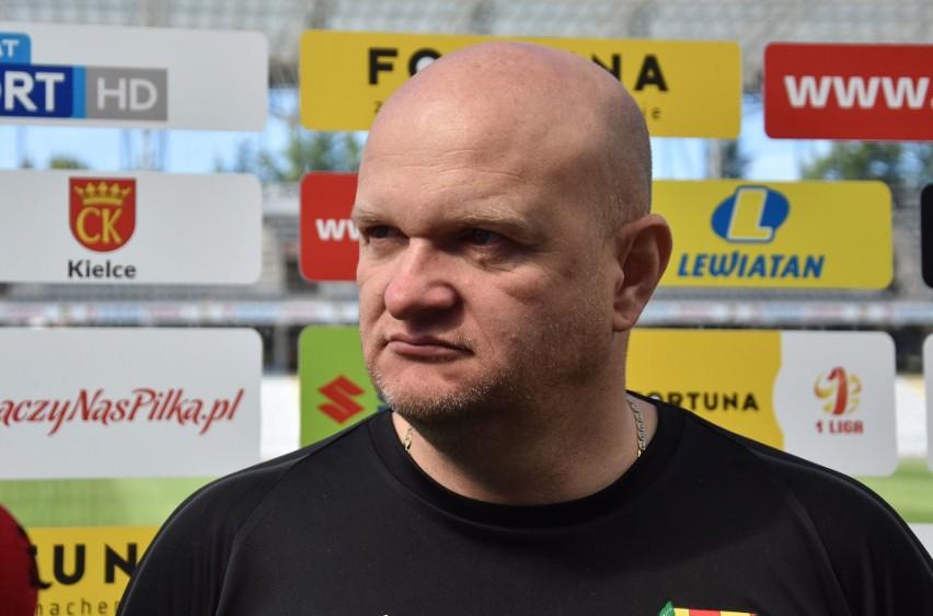 Trener Korony Maciej Bartoszek liczy na to, że w tym okienku transferowym uda się wzmocnić kielecki zespół w ofensywie.