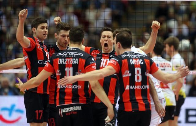 Asseco Resovia Rzeszów wygrała Plus Ligę