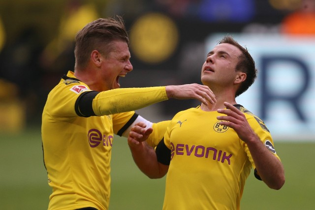 Borussia Dortmund wygrała z Fortuną Duesseldorf i nadal ma teoretycznie szanse na tytuł