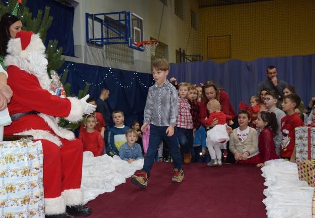 W czasie spotkania ze św. Mikołajem nie brakowało atrakcji
