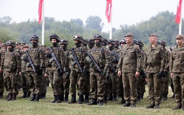 Terytorialsi zapraszają w weekend do Szubina na swoje święto