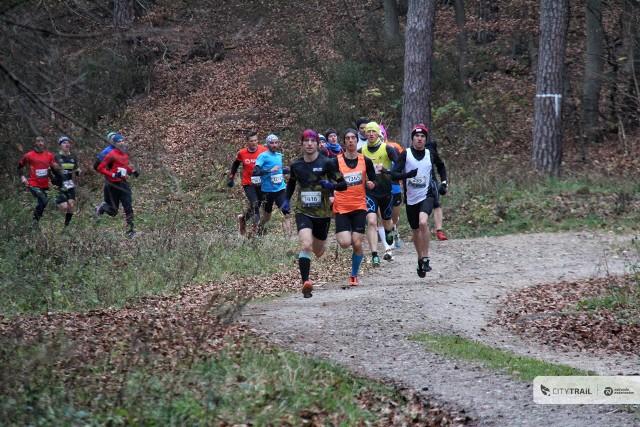 City Trail Trójmiasto na trasie w Gdyni - 24 listopada 2019 roku