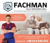 Bezpłatny fachman dla seniora część trzecia w Słupsku