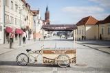 Riksze do sprzedaży lodów zaprojektowane przez Adama Zdanowicza wjeżdżają na ulice. Trafią nawet na Kasprowy
