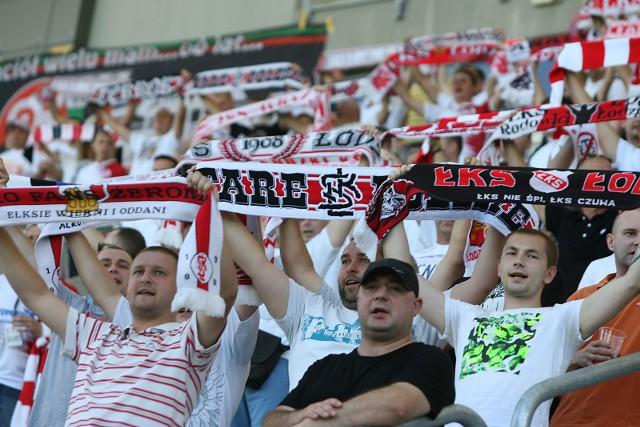 ŁKS Łódź ma nowego piłkarza. Maciej Wolski przyjechał do Łodzi z Olimpii Grudziądz