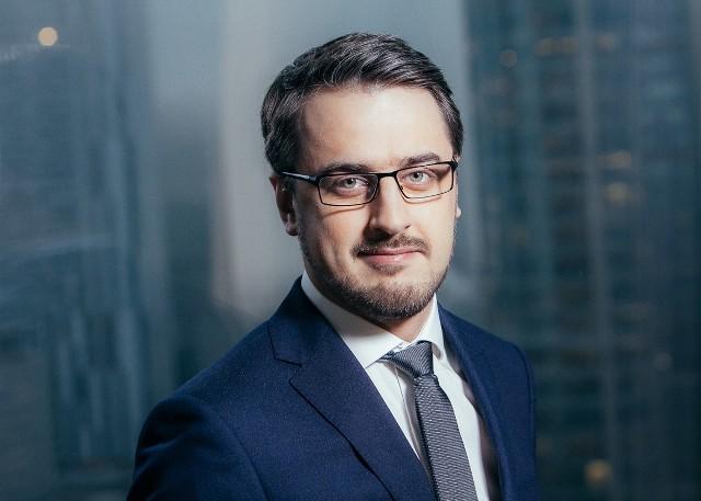 Paweł Iwanowski, menedżer w Dziale Konsultingu Deloitte Digital, zespół Salesforce.