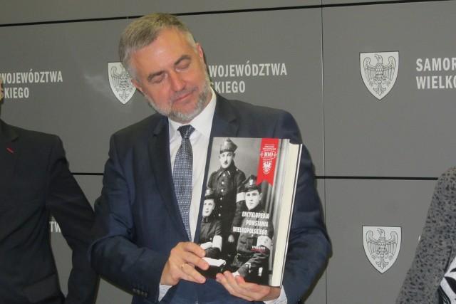 """""""Encyklopedia Powstania Wielkopolskiego 1918-1919"""" została zaprezentowana we wtorek"""