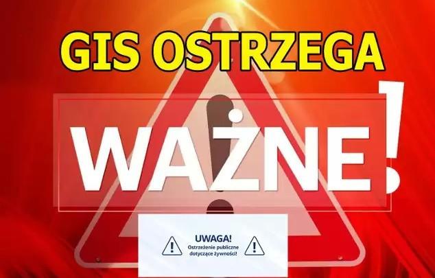 ALERGEN W LIDLUSalmonella pojawiła się w mleku w proszku ze spółdzielni we Wrześni, a ponadto w Belbake – wiórkach kokosowych z Indonezji, badanych przez władze niemieckie, które stwierdziły obecność alergennego dwutlenku siarki wymienionego na etykiecie. Niemiecki importer wycofał niewłaściwie oznakowane partie, w tym jedną dostarczoną do sieci Lidl w Polsce.