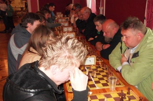W Maciejowie grało 96 zawodników.