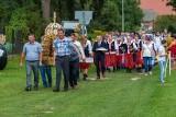 Dożynki gminy Borne Sulinowo w Piławie. Zabawa w rytmach country [zdjęcia]
