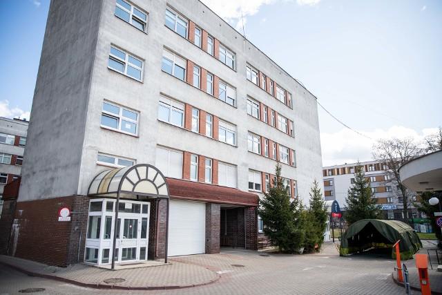 MSWiA od 14 kwietnia funkcjonuje jako jednoimienny szpital zakaźny.