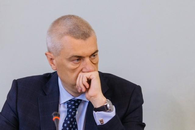 Roman Giertych został zatrzymany w czwartek popołudniu.