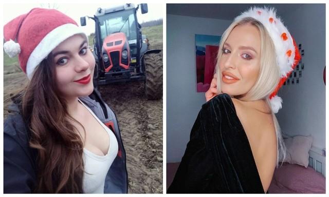 Popularnym stało się publikowanie zdjęć w strojach Mikołajek. Zobacz jak prezentują się na Instagramie