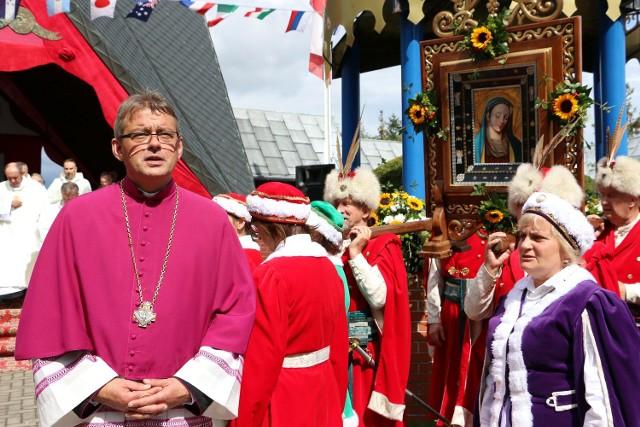 Uroczystość odbyła się przed obrazem Matki Bożej Rokitniańskiej