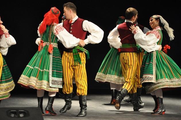 Zespół Tańca Ludowego Harnam