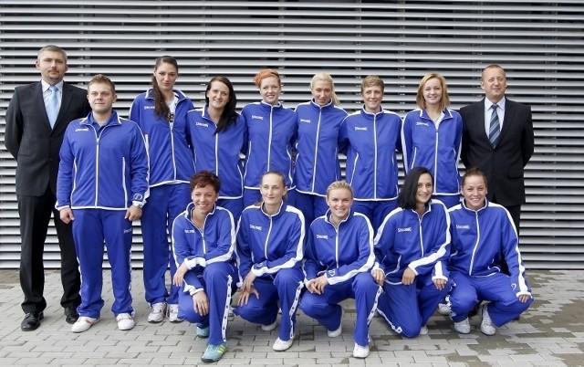 Rok temu koszykarki AZS-u Rzeszów awansowały do ekstraklasy, utrzymały się w niej, ale przyszłość drużyny jest na razie dość mglista.