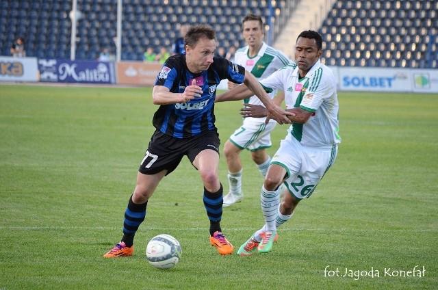 Zawisza Bydgoszcz - Lechia Gdańsk 0:0 (GALERIA)