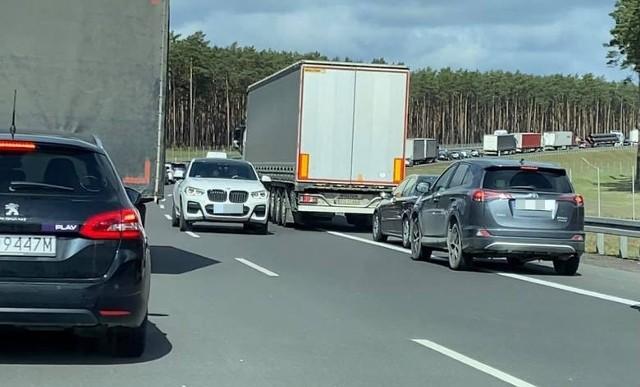 BMW rusza korytarzem życia