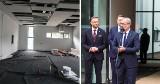 Ministrowie Niedzielski i Czarnek odwiedzili Trzecie Międzywydziałowe Centrum Dydaktyki PUM w Szczecinie