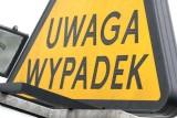Uwaga! Wypadek na A1. Autostrada zablokowana