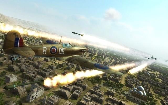 Air Conflicts: Secret WarsW Air Conflicts: Secret Wars siądziemy za sterami alianckich maszyn.