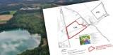 Kontrowersje wokół budowy żwirowni nad jeziorem Mausz na Kaszubach. Są nowe założenia inwestycji. Jak może ona wpłynąć na środowisko?