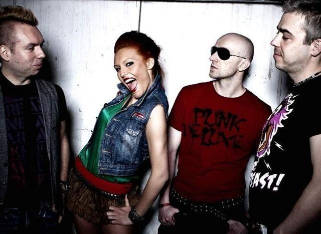 wybuchowa mieszanka popu, punku i elektroniki
