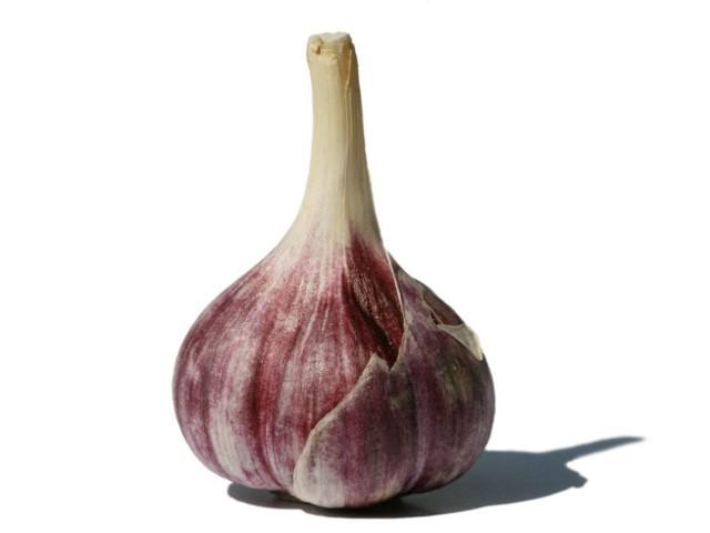 - Spożywany regularnie świeży czosnek, obniża zarówno ciśnienie jak i cholersterol - radzi autorka porady