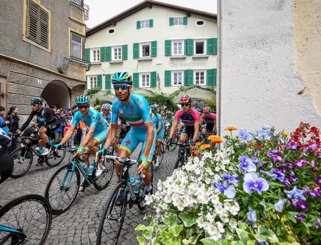 Vincenzo Nibali wciąż ma szansę na wygraną w Giro d'Italia