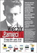 Kino Ton. Wieczór pamięci. 66. rocznica rozstrzelania rotmistrza Witolda Pileckiego