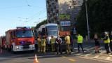 Kolizje na ulicach Szczecina. Nie kursują tramwaje w stronę Turkusowej