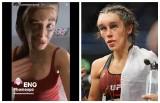 Joanna Jędrzejczyk pokazała twarz tydzień po walce z Zhang Weili. Opuchlizna zeszła z czoła, ale...