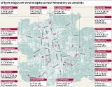 Fotoradary w Łodzi. Sprawdź, gdzie we wrześniu będą stali strażnicy miejscy [MAPA]